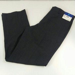 Egara wool blend slim fit pants size 34